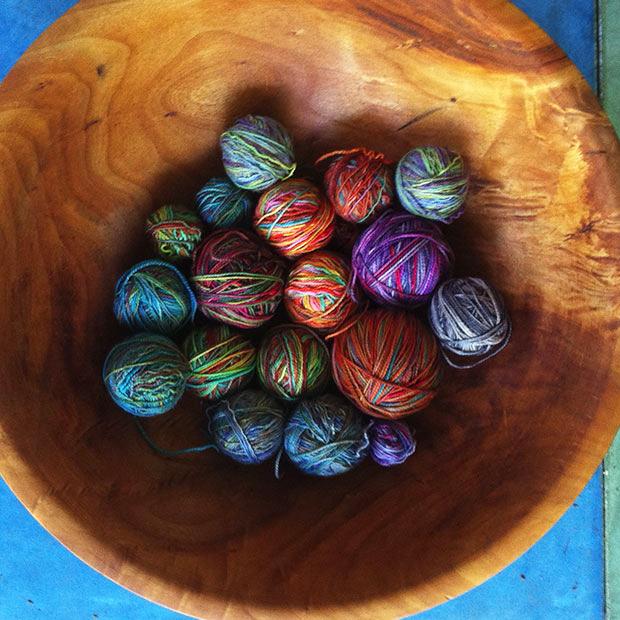 koigu-balls